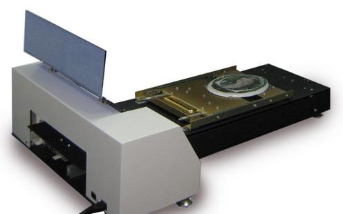 Ceramic jet printer