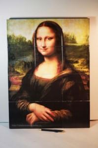 photoceramics Mona Lisa